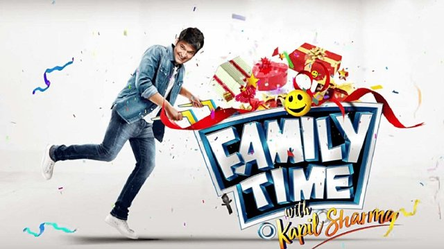 Sony TV's Family Time With Kapil Sharma