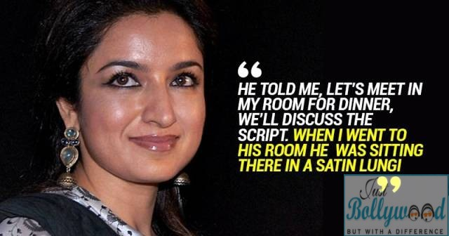 Tisca Chopra on casting couch