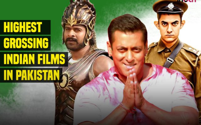 Bollywood films that rocked the box-office at Pakistan