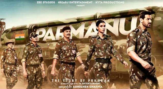 Photo of Parmanu: The Story of Pokhran Review