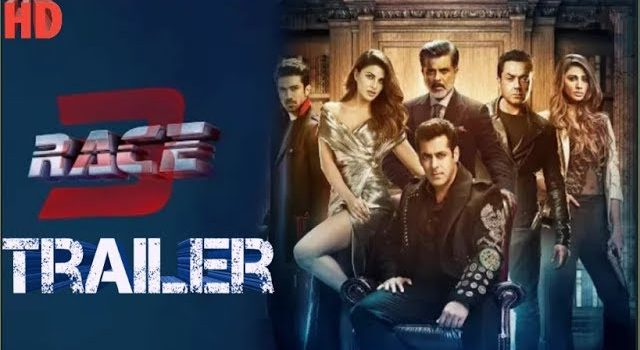 Photo of Catch Salman Khan starrer Race 3 trailer