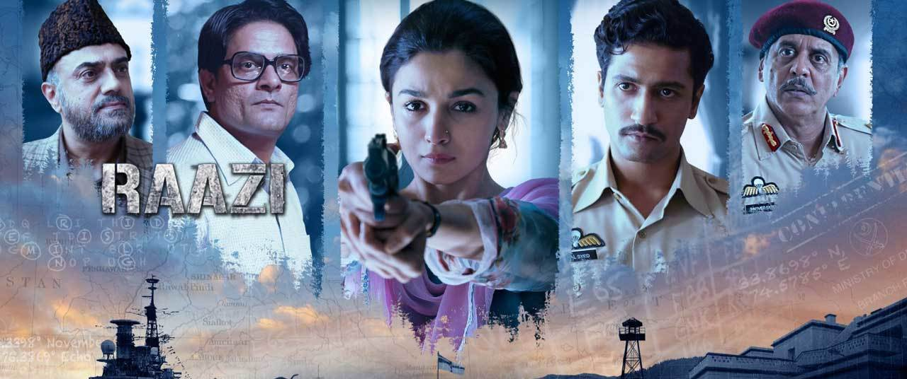 Photo of I Can Join The RAW Team Says Alia Bhatt During Raazi Promotion