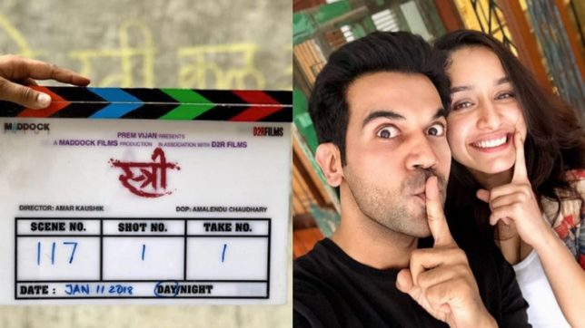 Photo of Extra Crunchy Song For Shraddha Kapoor's Horror Flick Stree