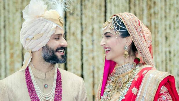 Photo of Sonam Kapoor Officially Ties Knot With Anand Ahuja