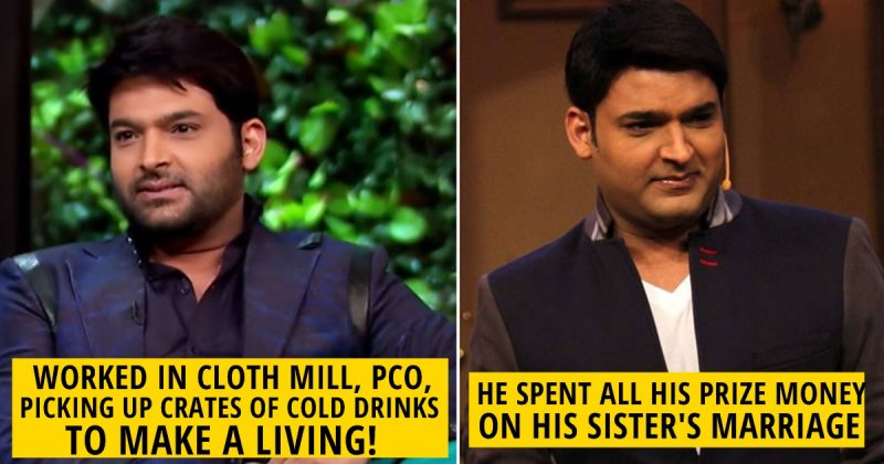Kapil Sharma Unknown And Interesting Facts