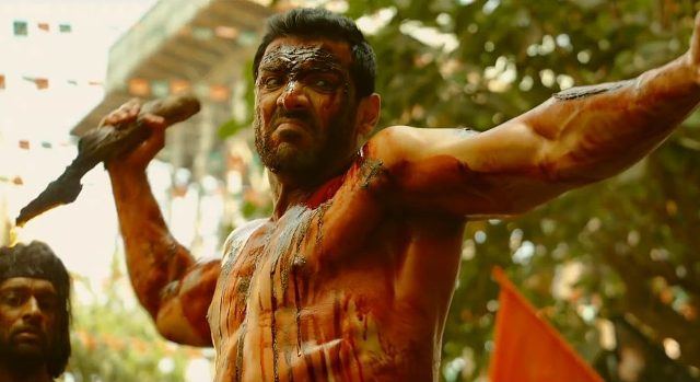 Photo of Catch Satyameva Jayate Trailer featuring John Abraham Showcasing actions chops