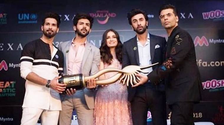 Winners of IIFA Awards 2018