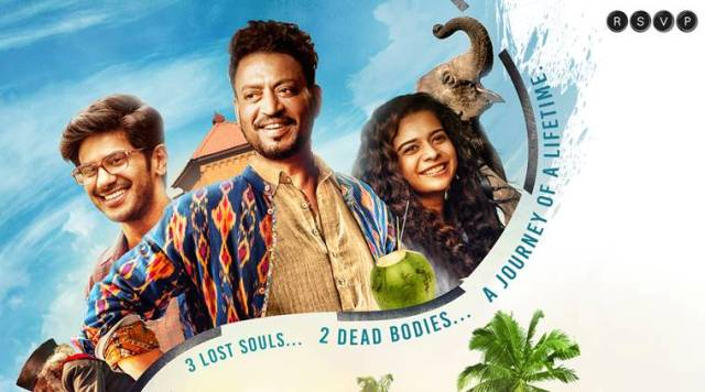 Photo of Catch Karwaan Trailer featuring Irrfan Khan with another impeccable performance
