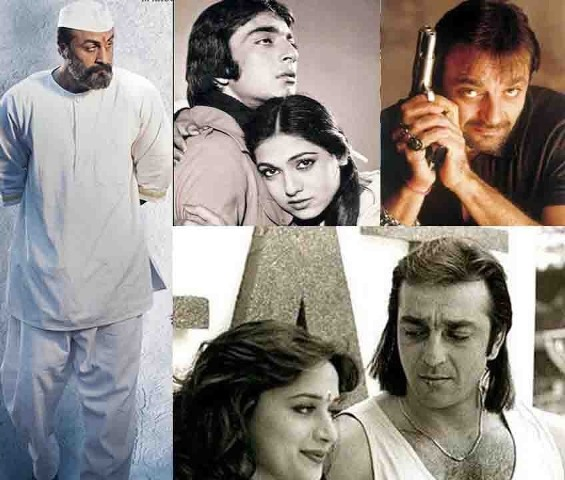 4 Controversies about Sanjay Dutt