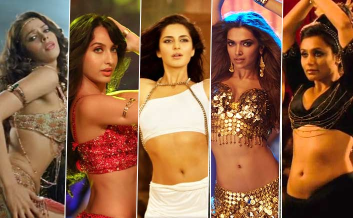 Bollywood Actresses who impressed their Belly Dancing Skills
