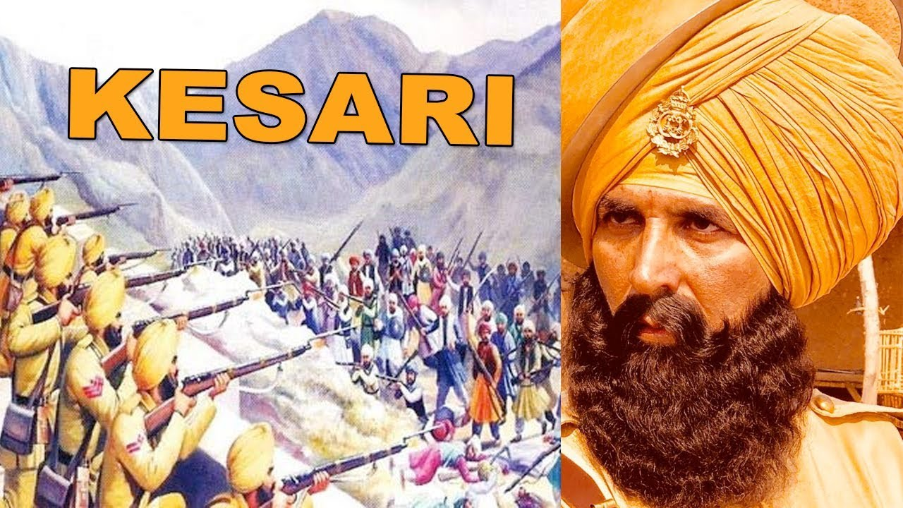 Photo of Kesari box office day 3 collections. Akshay Kumar's epic battle crossed over Rs. 50 crore