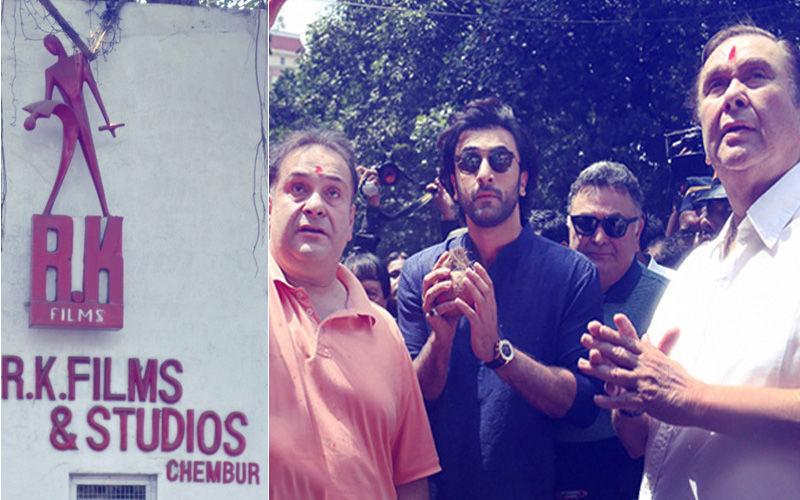 Photo of OMG: The Kapoor khandan is all set to sell off the iconic RK Film Studios