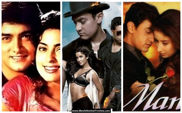 5 Not so Perfect Movies of Aamir Khan