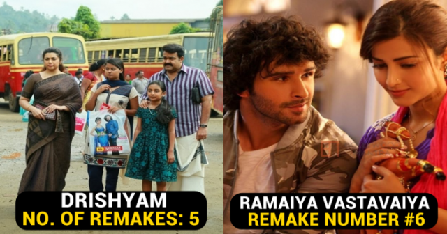 Photo of These 5 Indian Films that had too many Remakes