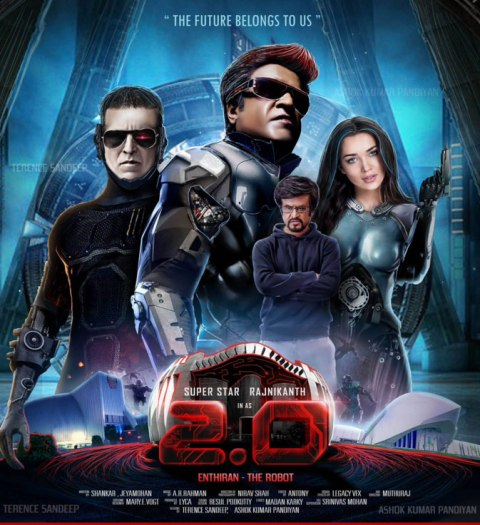 Photo of 2.0 Trailer Review: Get set to be entertained from the superstars Rajinikanthand Akshay Kumar