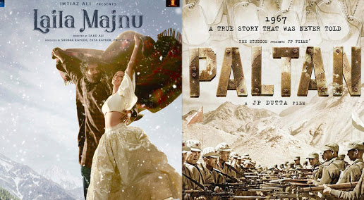 Photo of Paltan 1st Weekend Box Office Collection