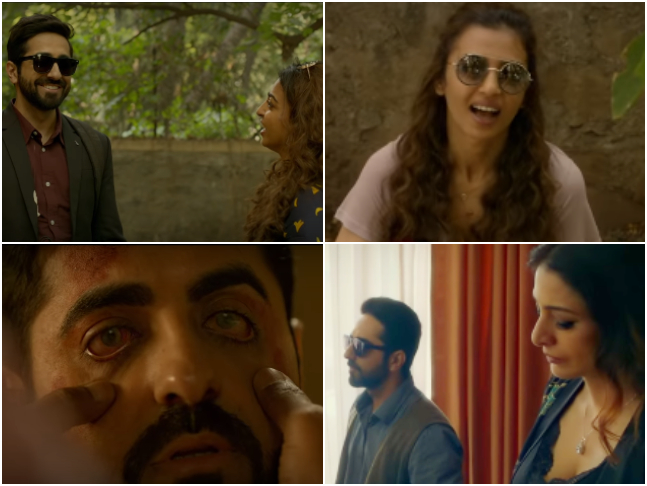 Photo of Catch the Trailer AndhaDhun Featuring Ayusshman Khurrana with his best performance so far