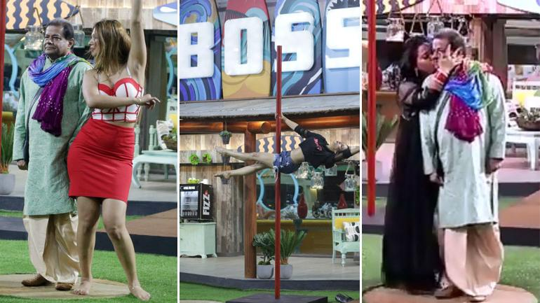 Photo of All the fun Bharti Singh did with Anoop Jalota in Bigg Boss 12