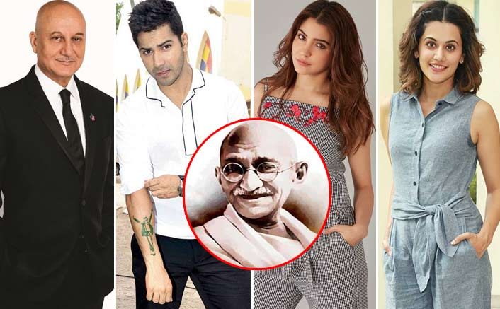 Photo of How Bollywood Celebs Pay Their Tribute To Gandhi Ji on his Birth Anniversary ?