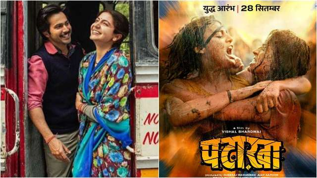 Photo of Sui Dhaaga and Pataakha 1st week Box Office Collection