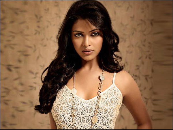 Photo of Amala Paul