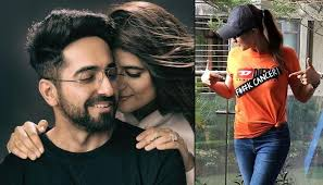 Ayushmann Khurrana's wife suffering from stage 1 cancer