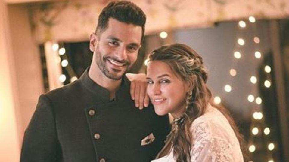 Neha Dhupia Angad Bedi blessed with Baby Girl 1