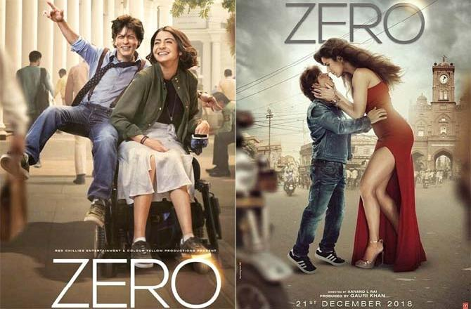 Photo of Catch Zero Trailer its a Double Delight for SRK fans on the eve of his Birthday