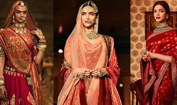 deepika Bridal Look
