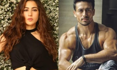 Sara in Baaghi 3 with Tiger