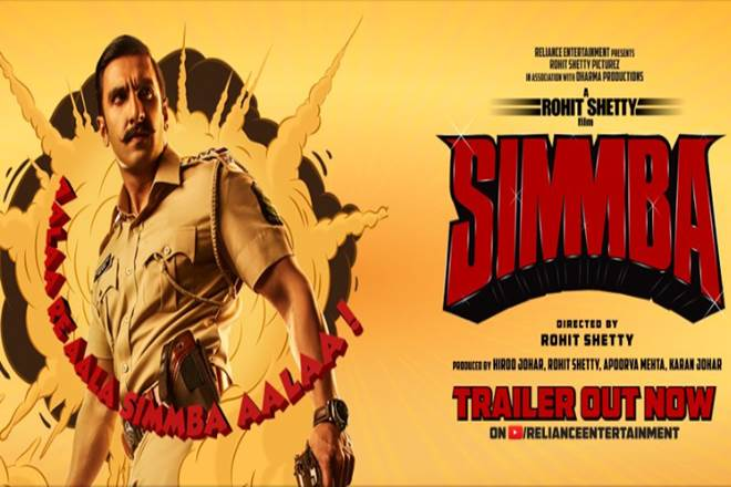 Photo of Catch Simba Official Trailer featuring Ranveer Singh in Fierce Action