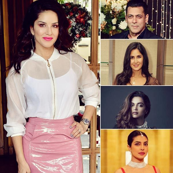 sunny leone the most searched celebs in Google