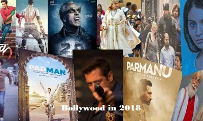 Bollywood in 2018