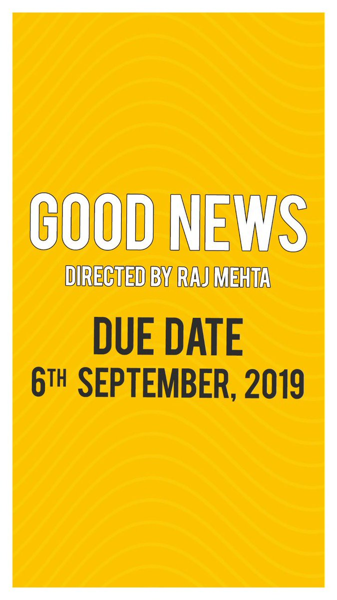Good News Release date