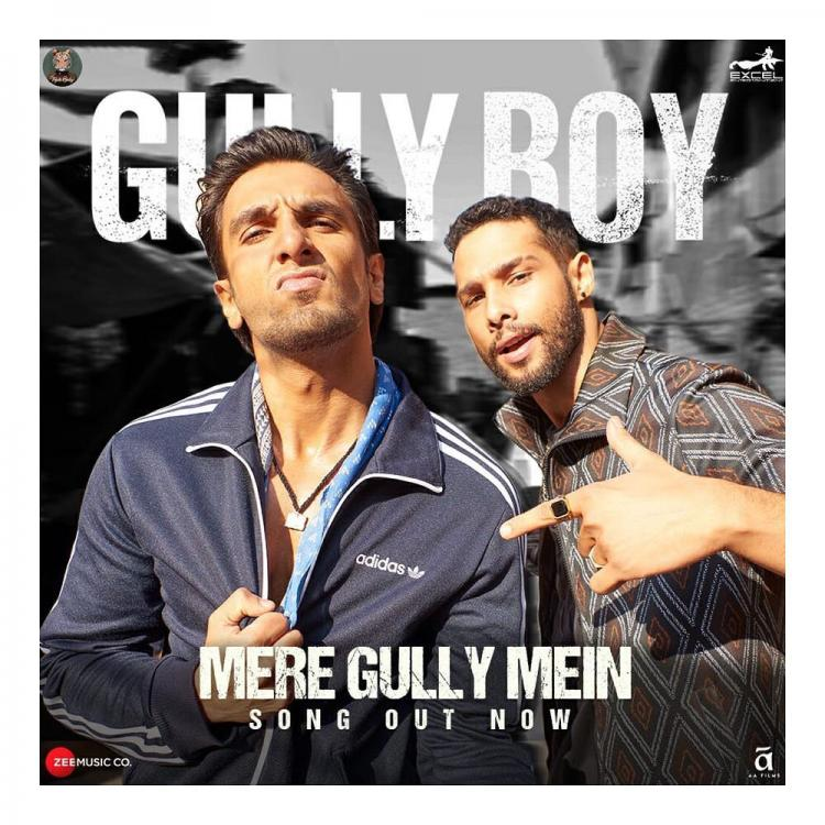 Photo of Catch Ranveer Singh's song Mere Gully Mein from his next film Gully Boy – it will increase your love for the actor
