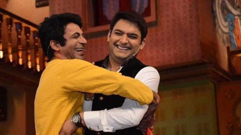 Is Sunil Grover ready to make his comeback at Kapil Sharma show