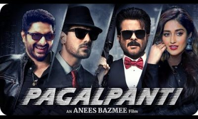 Pagalpanti movie John Abraham, Ileana D'Cruz