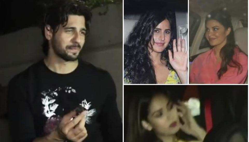 Sid in B Day party