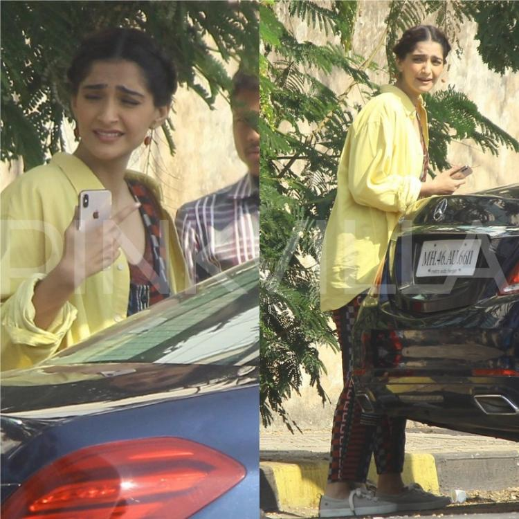 Sonam-Kapoor-1st look from ZoyaFactor