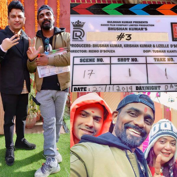 Photo of ABCD 3 Hits the Floor, Varun Dhawan begins the shoot for the film