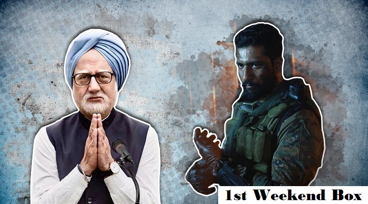 uri-and the accidental PM 1st weekend box office collection
