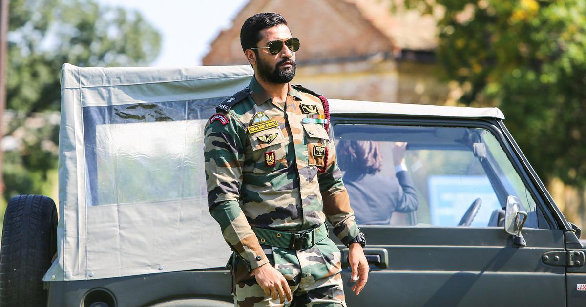 Photo of 'Uri' becomes first to enter 100 crore Club in 2019.