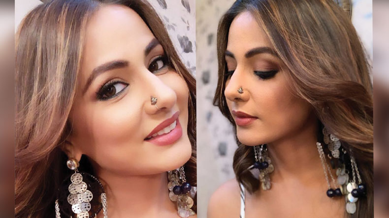 Photo of Hina Khan Shares new Stunning Pic's on Her Instagram. See the Pictures.