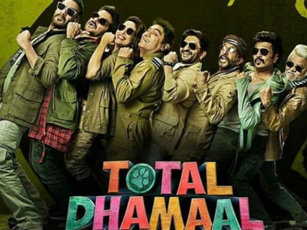 Photo of Total Dhamaal became best Ajay Devgn non-holiday opener, left behind his previous film 'Bol Bachchan'