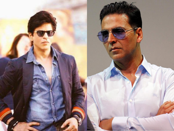 Photo of SRK Explains why he cannot work with Akshay Kumar