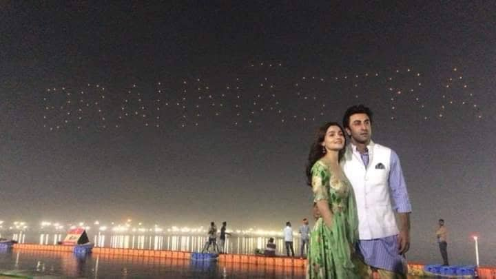 Photo of Brahmastra star cast Ranbir and Alia Announces the release date
