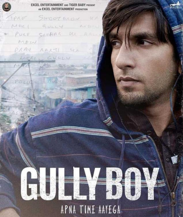"Photo of Gully Boy ""Apna Time Aayega"" by Ranveer Singh gets a true shoutout by WWE star John Cena"