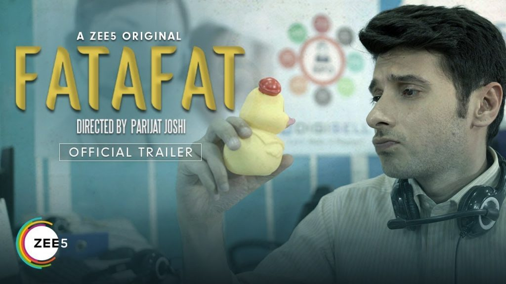 Another Zee5 Original, Fatafat releases on April Fool's Day
