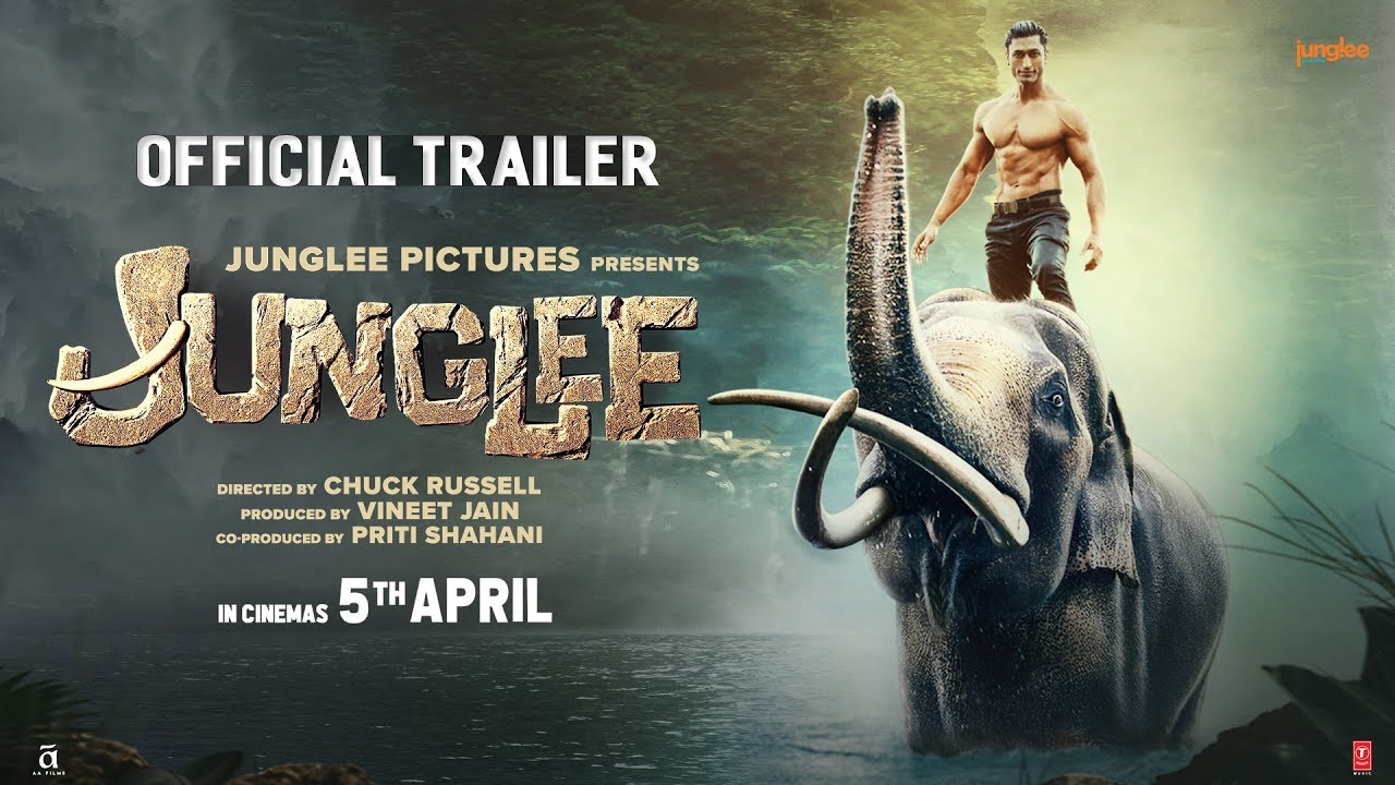 Photo of Official Trailer of Junglee gets a hotshot release