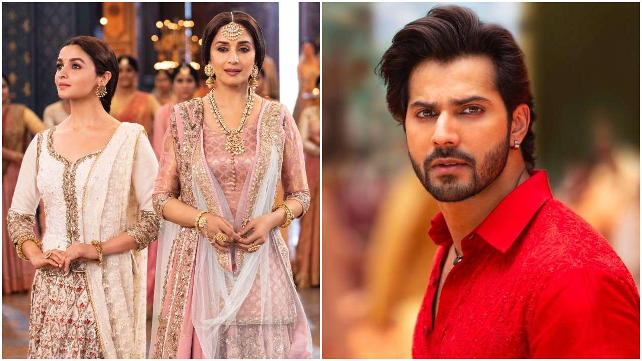 Photo of Catch the 'Kalank' song – Ghar More Pardesiya Featuring the Divas with eternal beauty